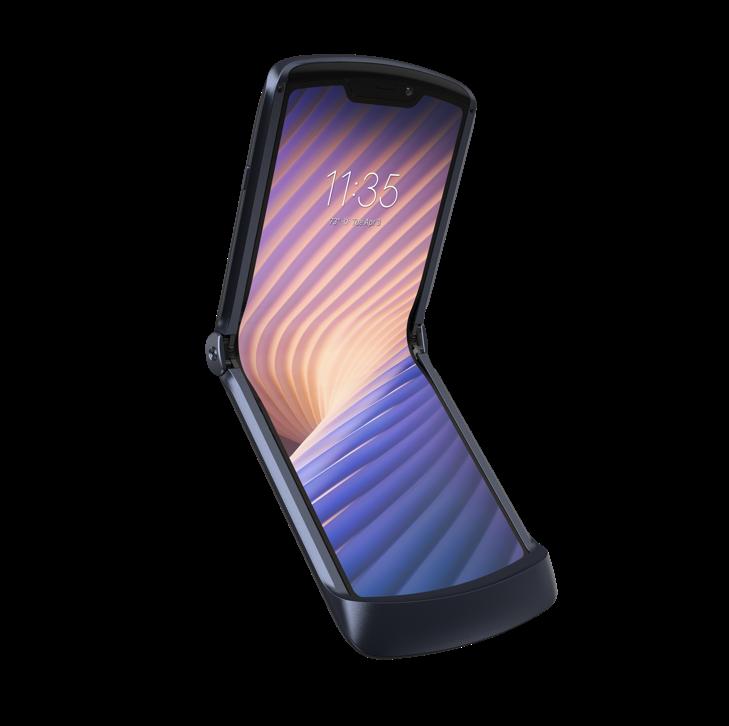 Motorola Razr 5G vodafone business